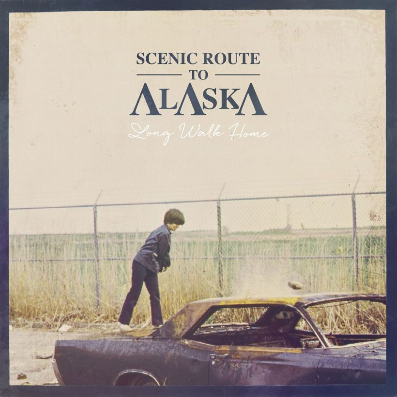 Scenic Route to Alaska, Long Walk Home, Edmonton music band, Canada, songs, arctic05, love is the ocean, younger, music album, CD, paysage et musique en Alaska, découverte musicale, groupe de musique, Rock