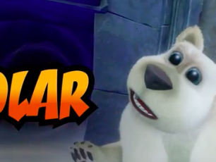 CRASH BANDICOOT Remastered Polar Bear Gameplay, gaming, jeux en ligne, ours polaire, Arctic05, the arctic, Arctic internet game,