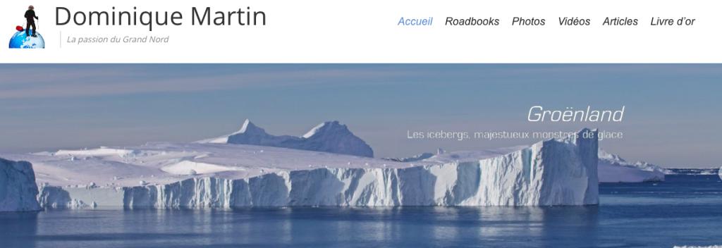 Dominique Martin, Laponie suédoise, le groenland, Arctic05, photographie polaire, aventures polaires, découvertes polaires, paysages, laponie norvégienne, site web, grand nord