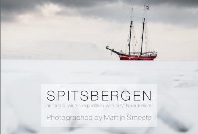 Book Martijn Smeets, Spitsbergen - an arctic winter expedition with S:V Noorderlicht​, Arctic05, Svalbard, sailing in the Norwegian Arctic, bears, seals, tundra, reindeers, snow, boat