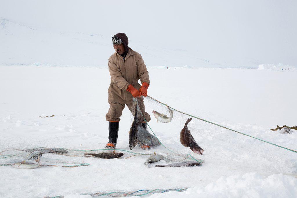 Uummannaq, Greenland, 2015. Uummannaq, Groenland, 2015.