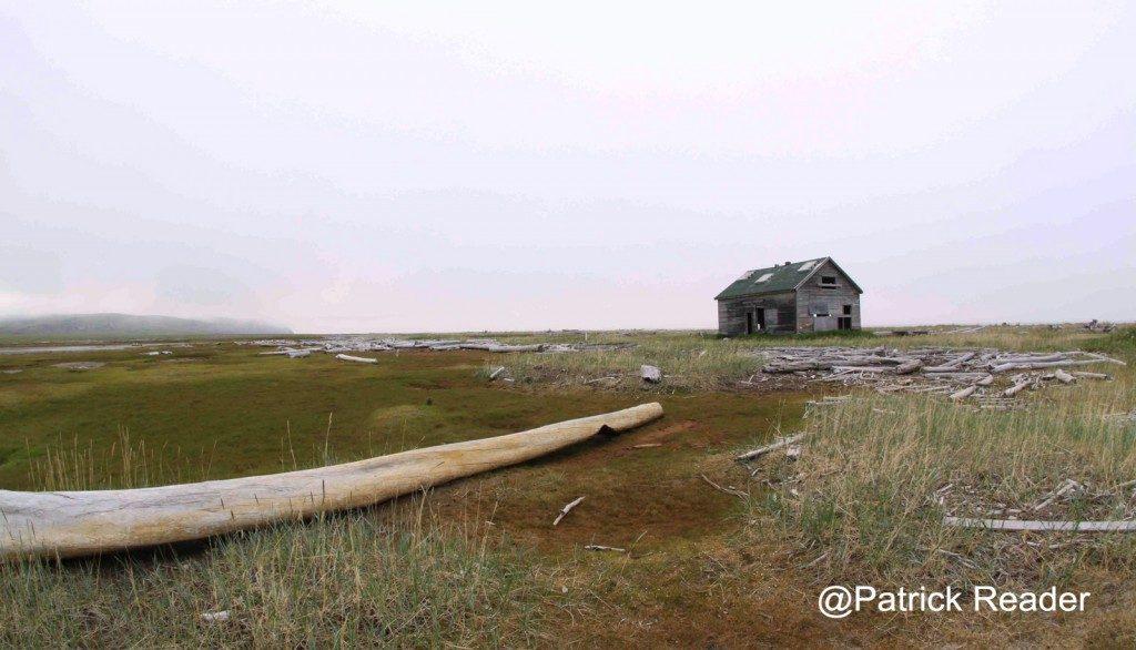 Herschel island, Yukon, Old Anglican mission in Pauline Cove on Herschel island, North of Canada, Arctic05, Patrick Reader, Beaufort Sea, Endangered Sites