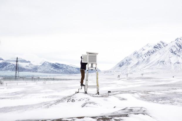 Anna Filipova, Photos of Ny-Alesund, Svalbard, Arctic05, Spitzbergen pictures, science & research, communauté scientifique, roald amundsen, poste au Pôle Nord, faune et flore arctique, activités scientifiques