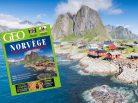 Magazine Geo, le-village-de-pecheurs-de-hamnoy-situe-pres-de-reine-sur-l-ile-de-moskenesoy-dans-les-iles-lofoten, Norway, norvège, Arctic05, nature