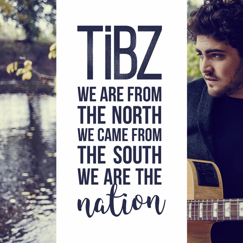 TIBZ, French Artist, Music, We are from the North We came from the South, Nation, together, arctic05, guitar, musicien français