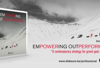 Empowering Outperformance, training, mental and physical coaching book, Dixie Dansercoer, inspiration,practical guidelines, arctic05, belgium, achievements, adventurer, ski and north pole, belgique, diekeure.be