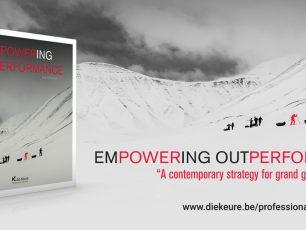 Livre sur le coaching, coach sportif, améliorer son mental, Empowering Outperformance, Dixie Dansercoer, arctic05, belgium, training mental et physique, capacités et potentiels humains, belgique