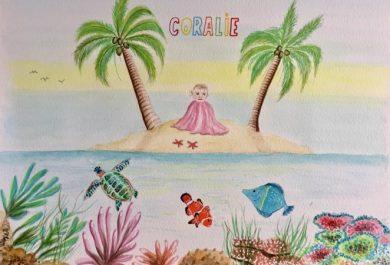 Coralie Reader, récifs coraliens, océans, rêveries marines, océan arctique, Arctic05, Prénom, le Grand bleu, naissance, aquatique, Nature, green, dauphin, tortue, energie, paix