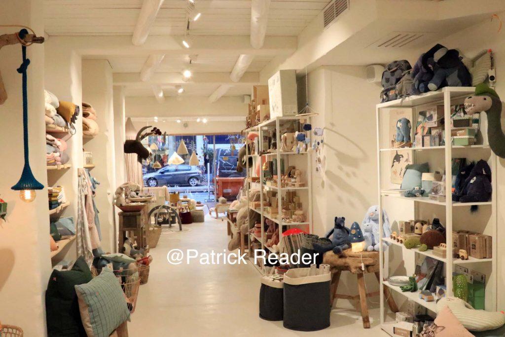Knokke boutique de décoration intérieure, Couleur locale Knokke, Arctic05, mobilier kids, doudou, animaux polaires, éléphant, baby room, chambre enfants